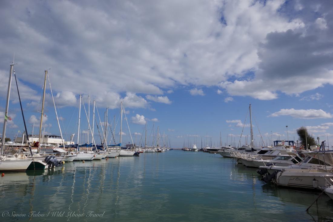 Cervia Canal Harbour