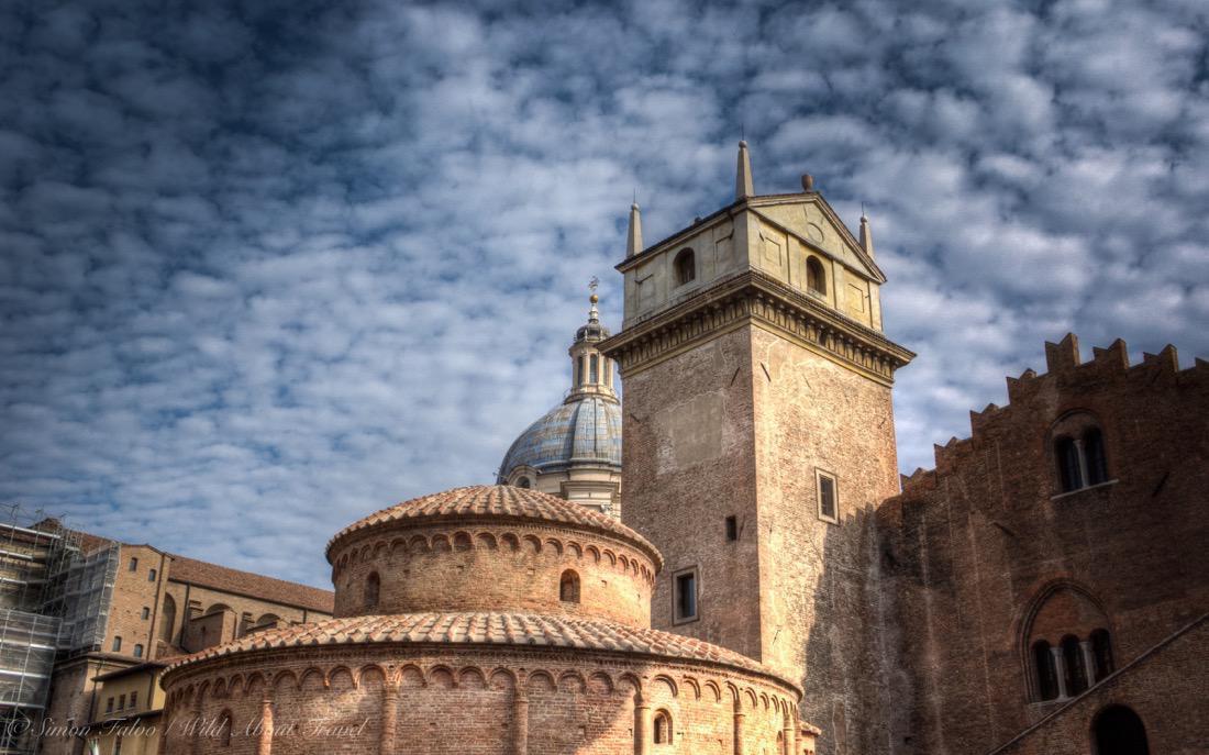 Mantua Old Town