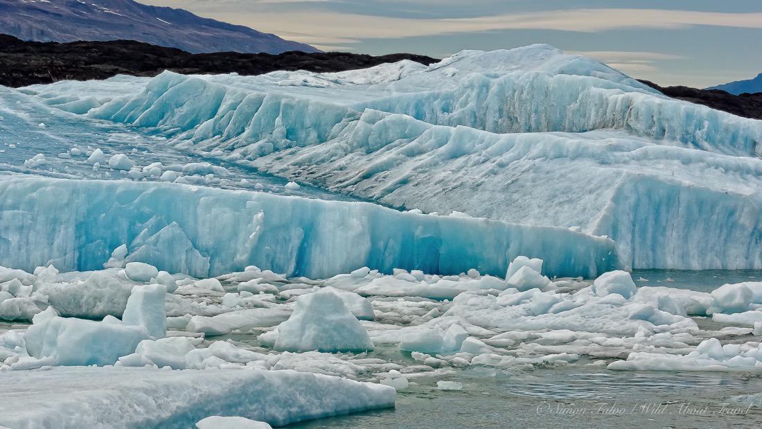 Argentina - Upsala Glacier [Cover]