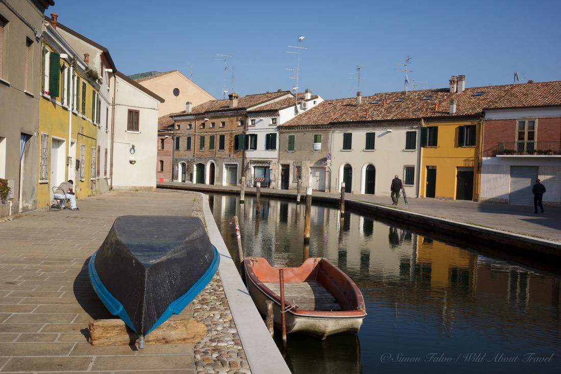 Comacchio, Enchanting Canal Town