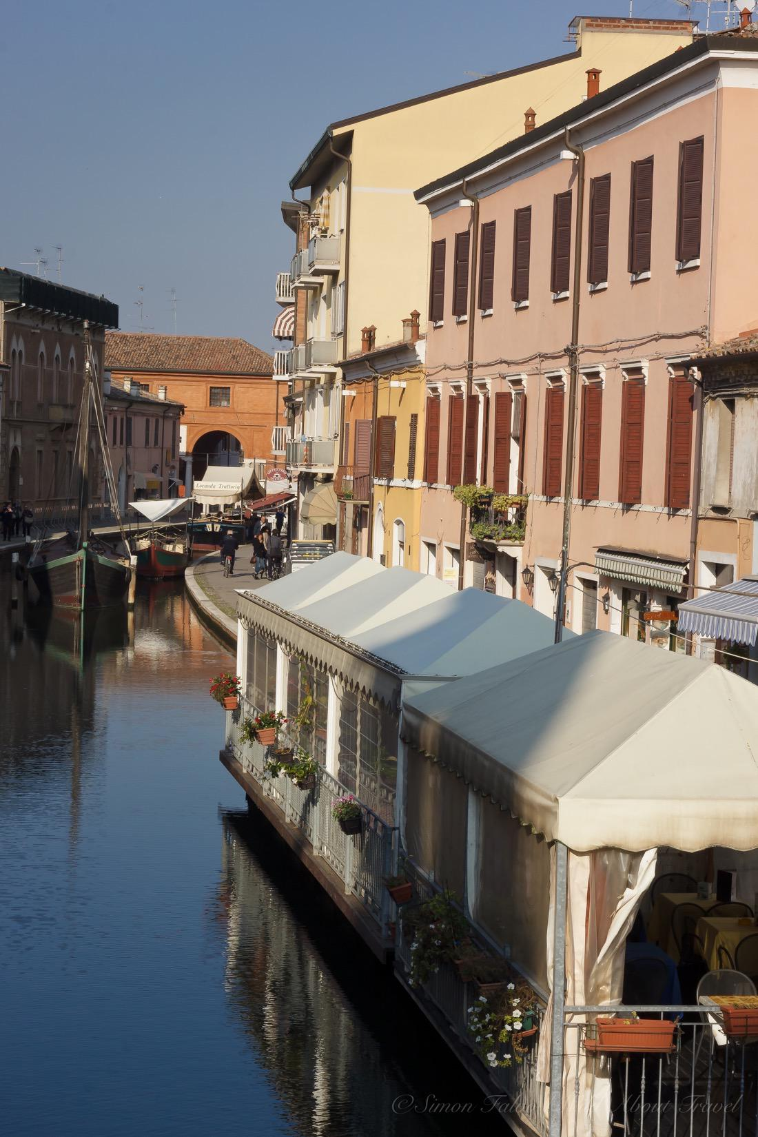 Comacchio Restaurants With a View