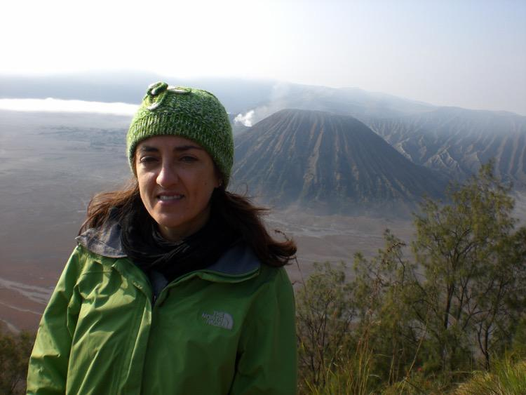 Hiking Mount Bromo
