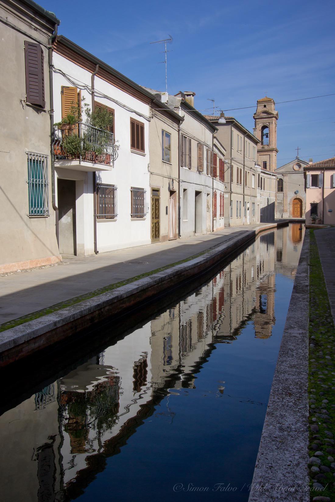 Italy, Comacchio