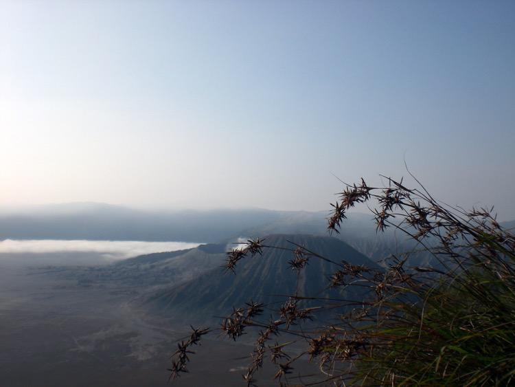 Mount Bromo, the hike that was not