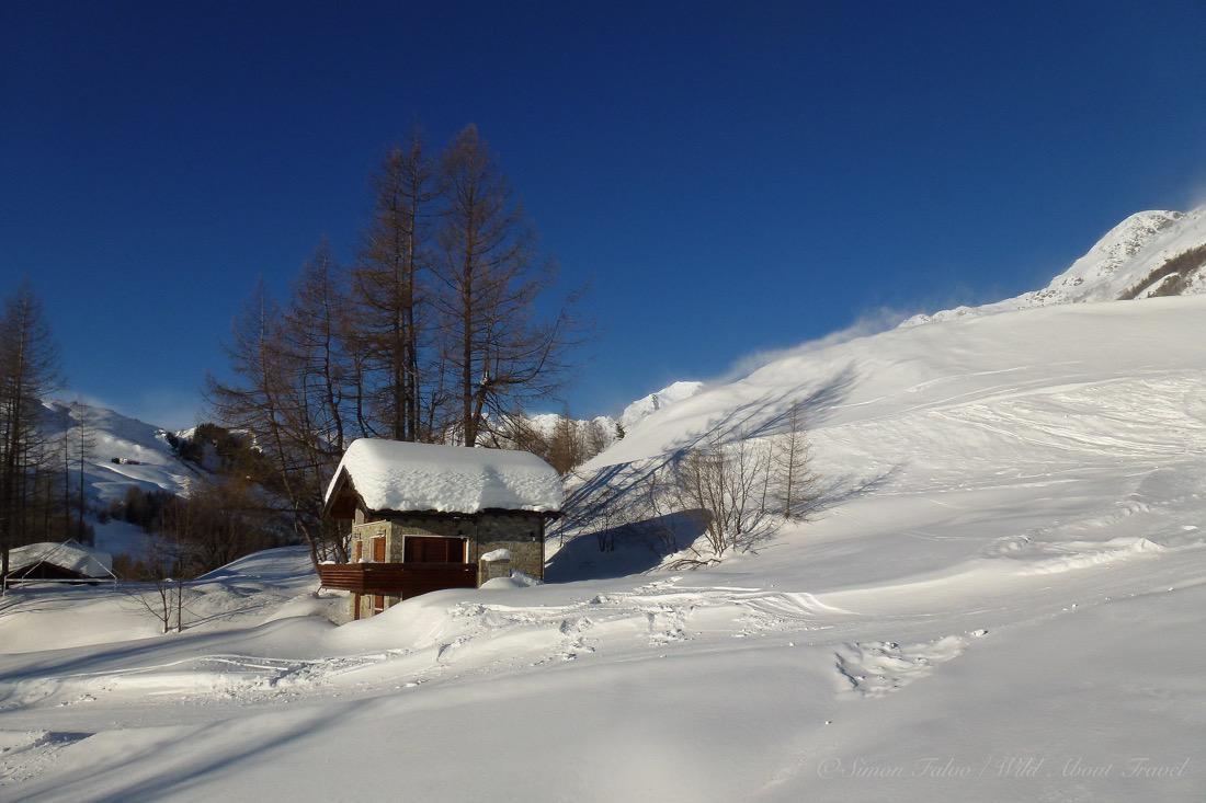 Snow in Madesimo