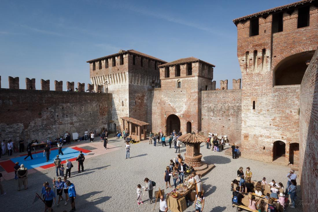 The Castle of Soncino
