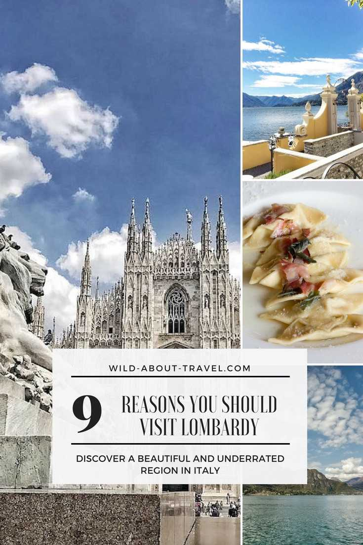 Why You Should Visit Lombardy