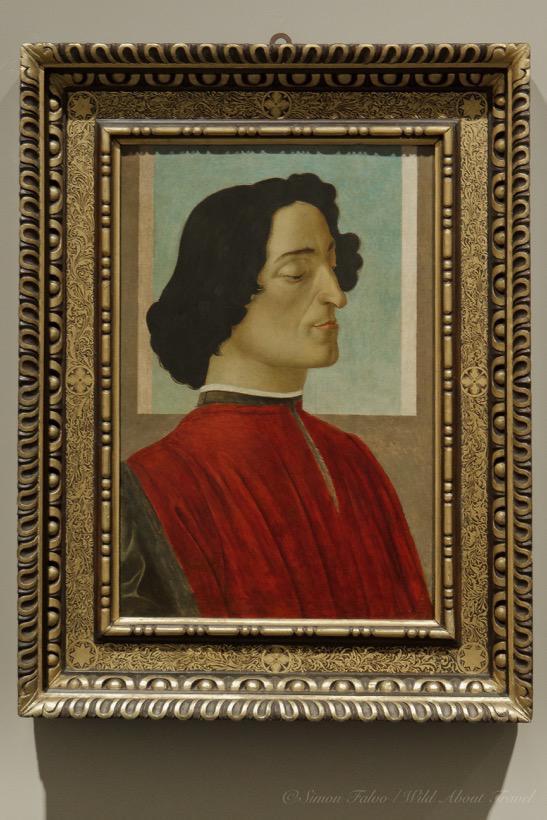 Accademia di Carrara Botticelli