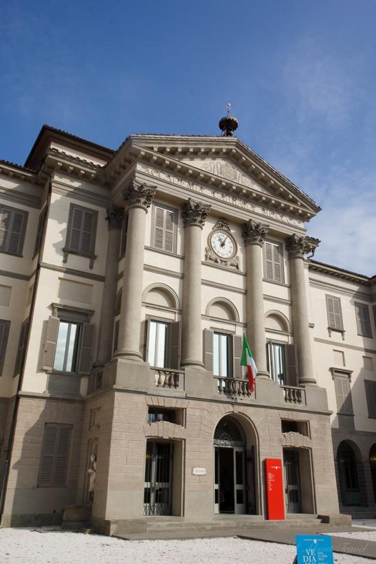 Bergamo Accademia di Carrara