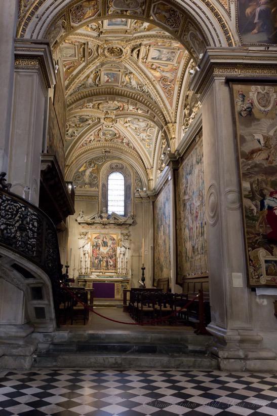 Bergamo, Basilica di Santa Maria Maggiore
