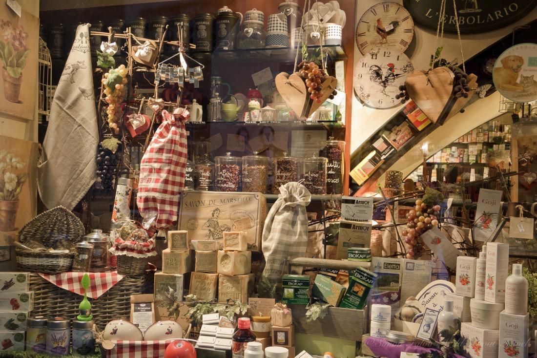 Bergamo Shopping