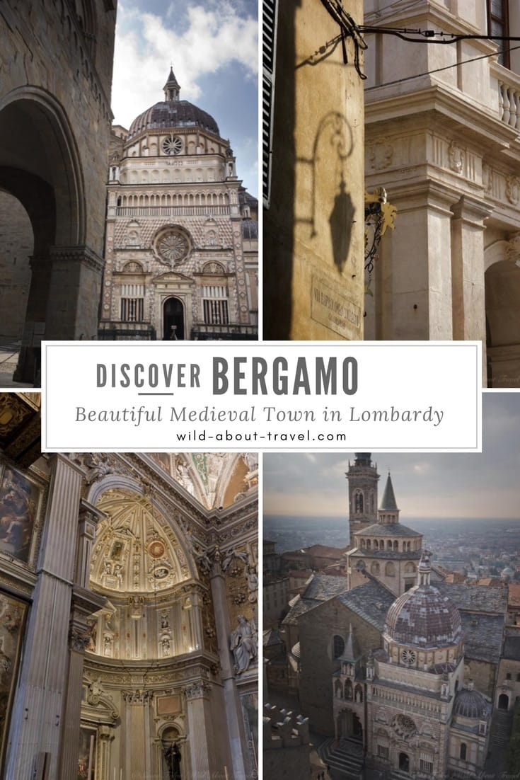 Discover Bergamo, Beautiful Medieval Town in Lombardy