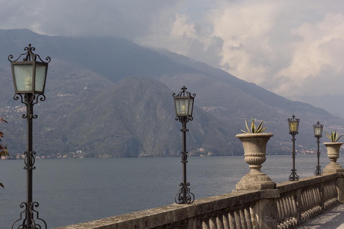 Bellagio, Hotel Villa Serbelloni Terrace
