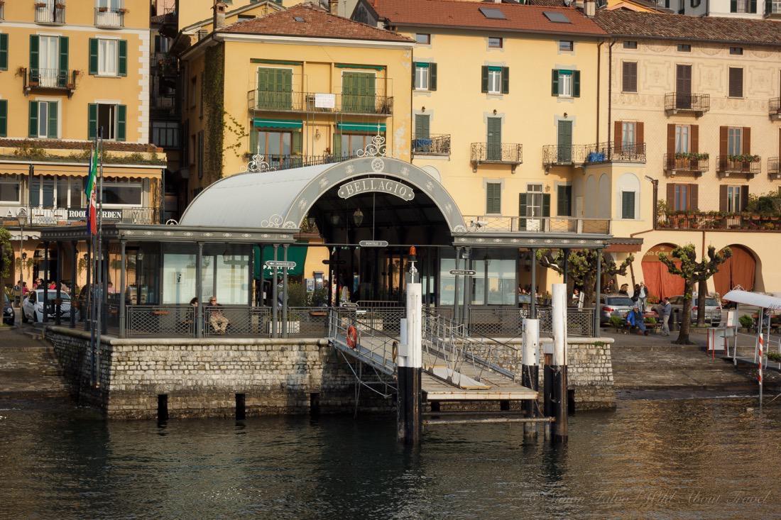 Bellagio, Italy, The Pier