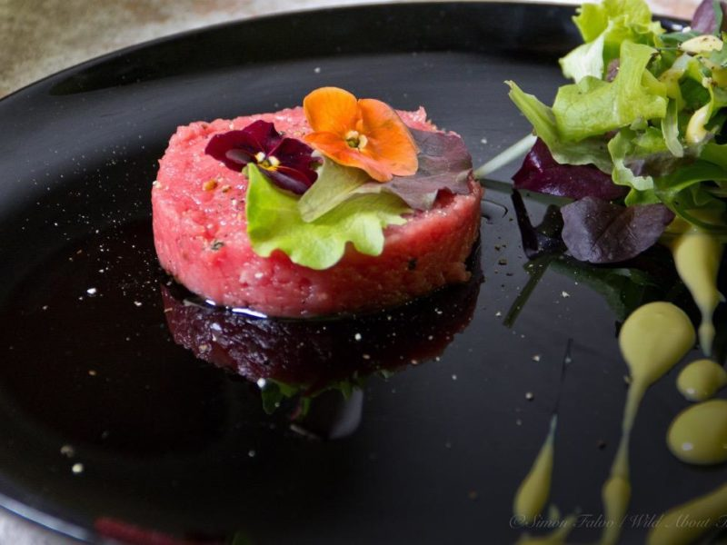 Cooking Class, Beef Tartare