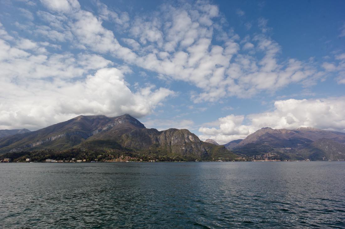 Lake Como from Bellagio