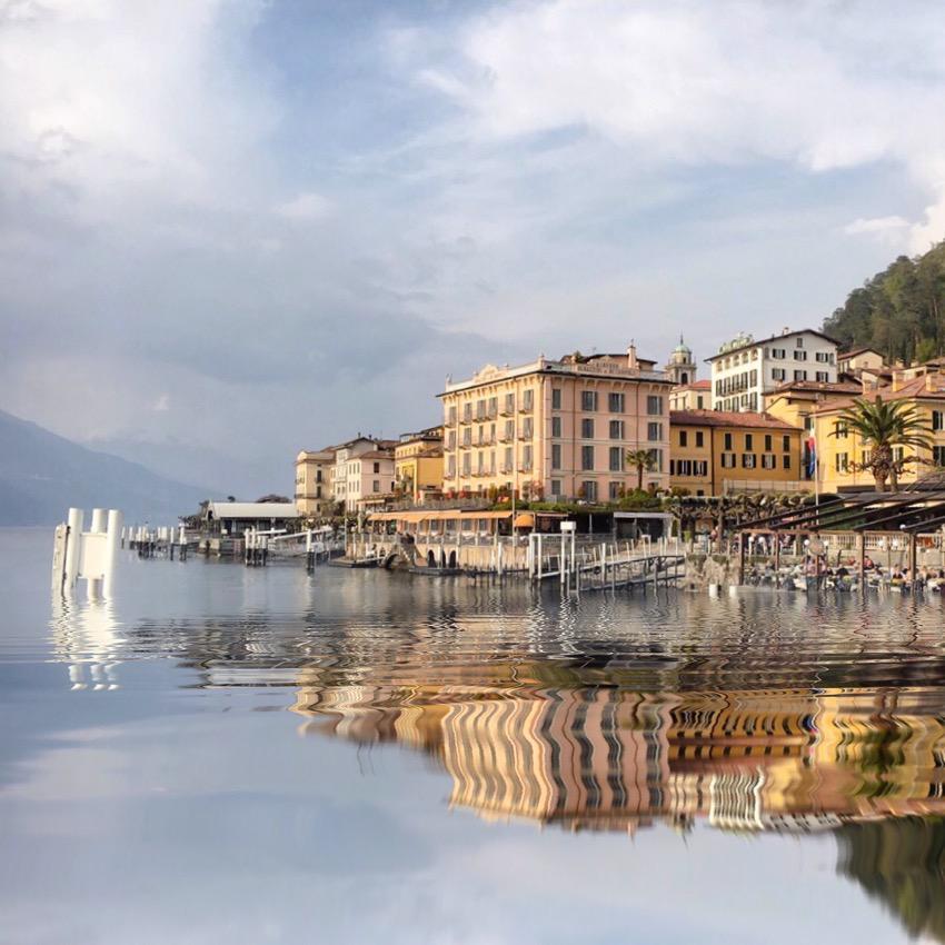 Bellagio Reflection