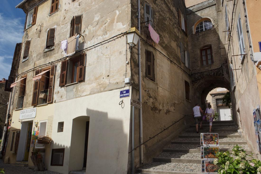 Corsica, Beautiful Corte