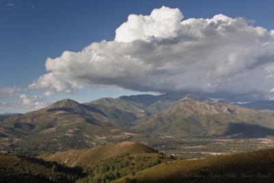 Corsica - Hills and Mountains