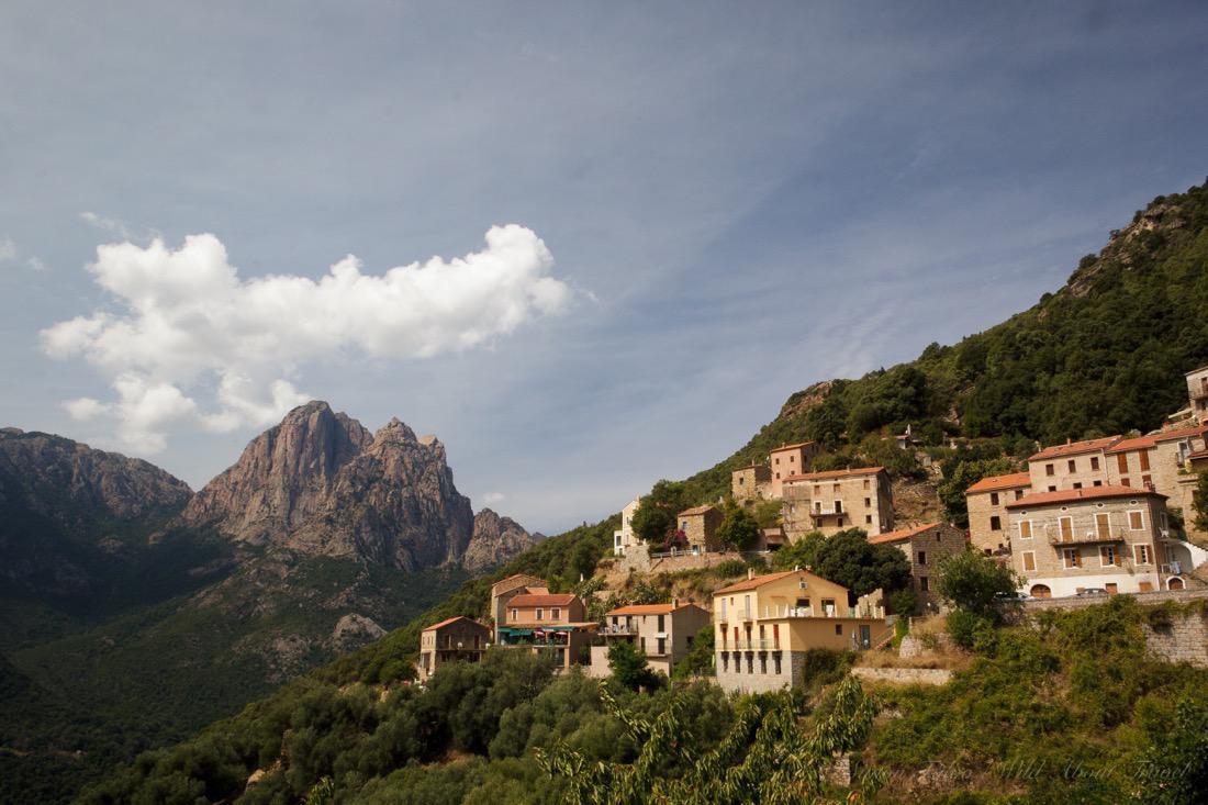 Corsica - Ota Village