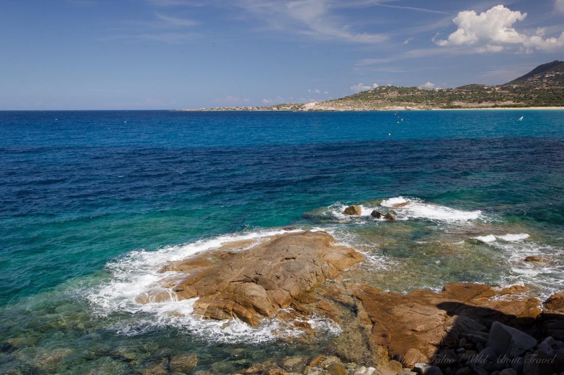 Corsica - The colors of the Sea