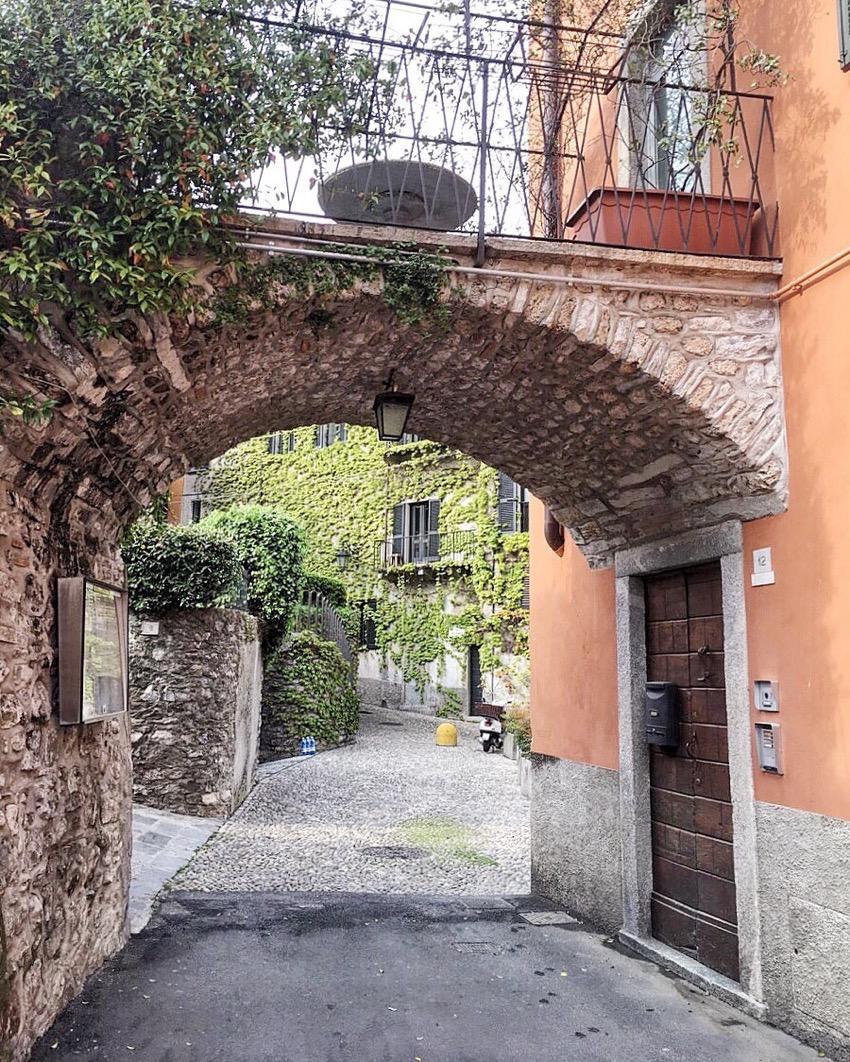 Italy, Bellagio