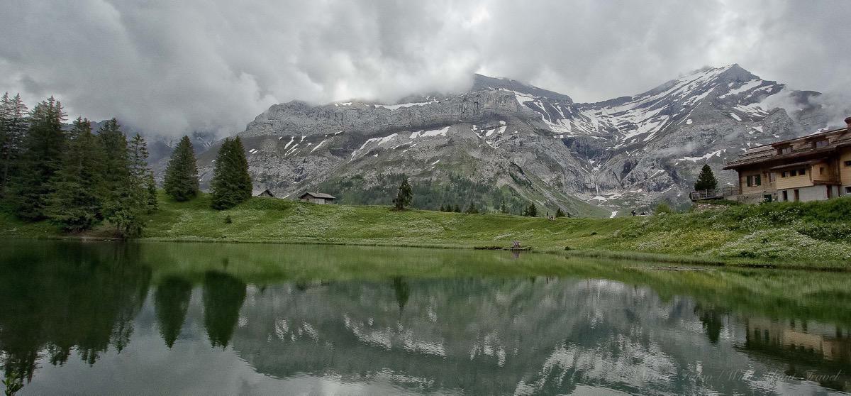 Lac Retaud Switzerland