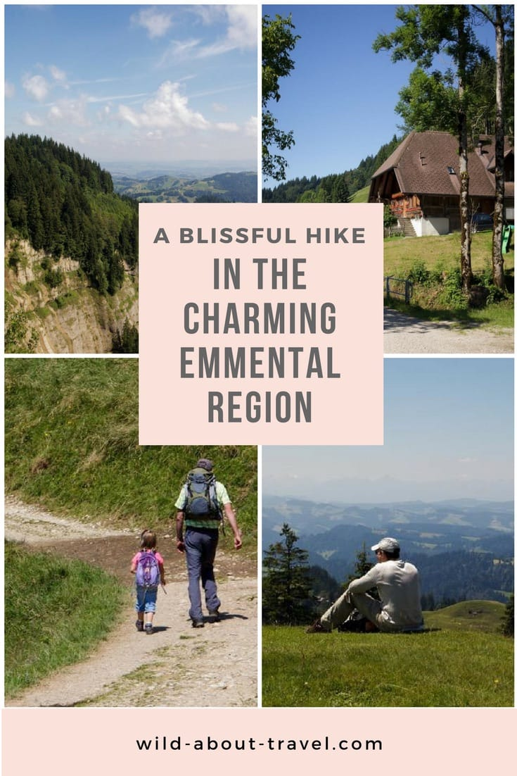 A Blissful Hike in the Charming Emmental Region