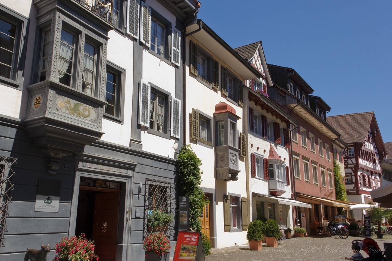 Charming Stein am Rhein