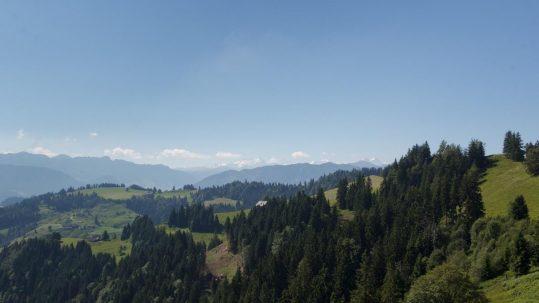 Emmental Region, Napf