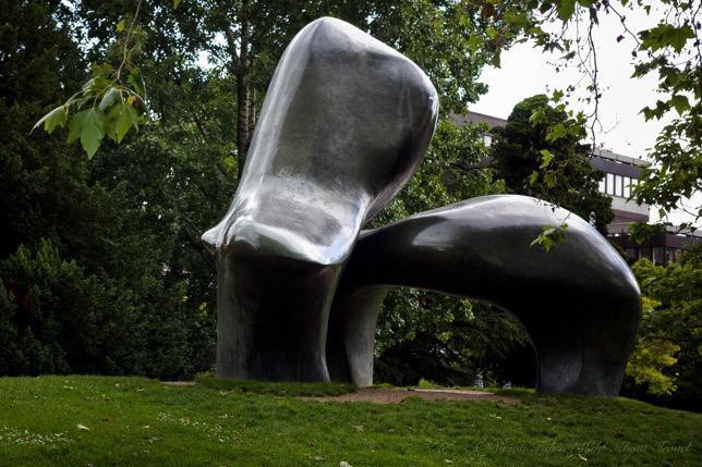 Henri Moore Sculpture Zurich