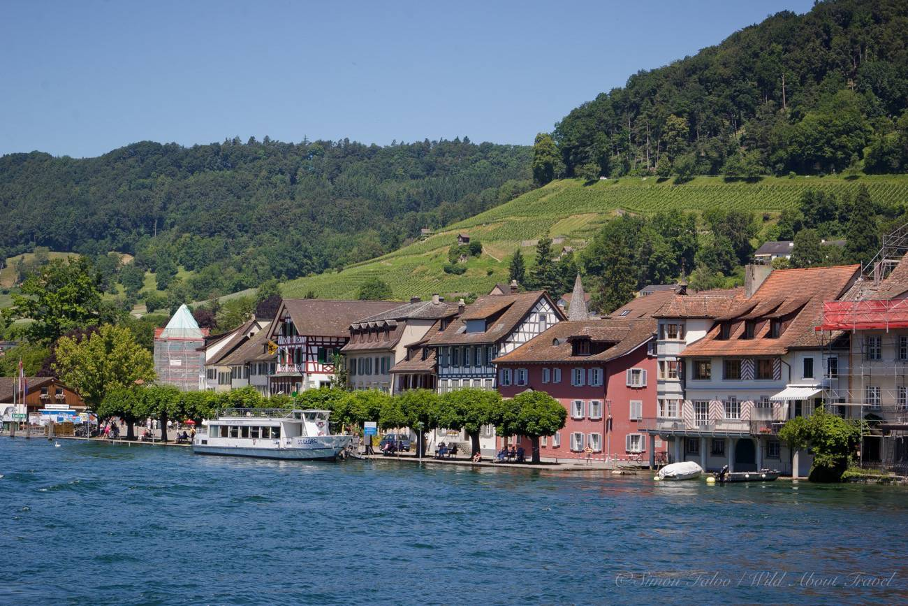 is stein am rhein one of the most charming towns in switzerland. Black Bedroom Furniture Sets. Home Design Ideas