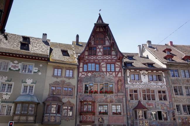 Stein am Rhein, Rathausplatz
