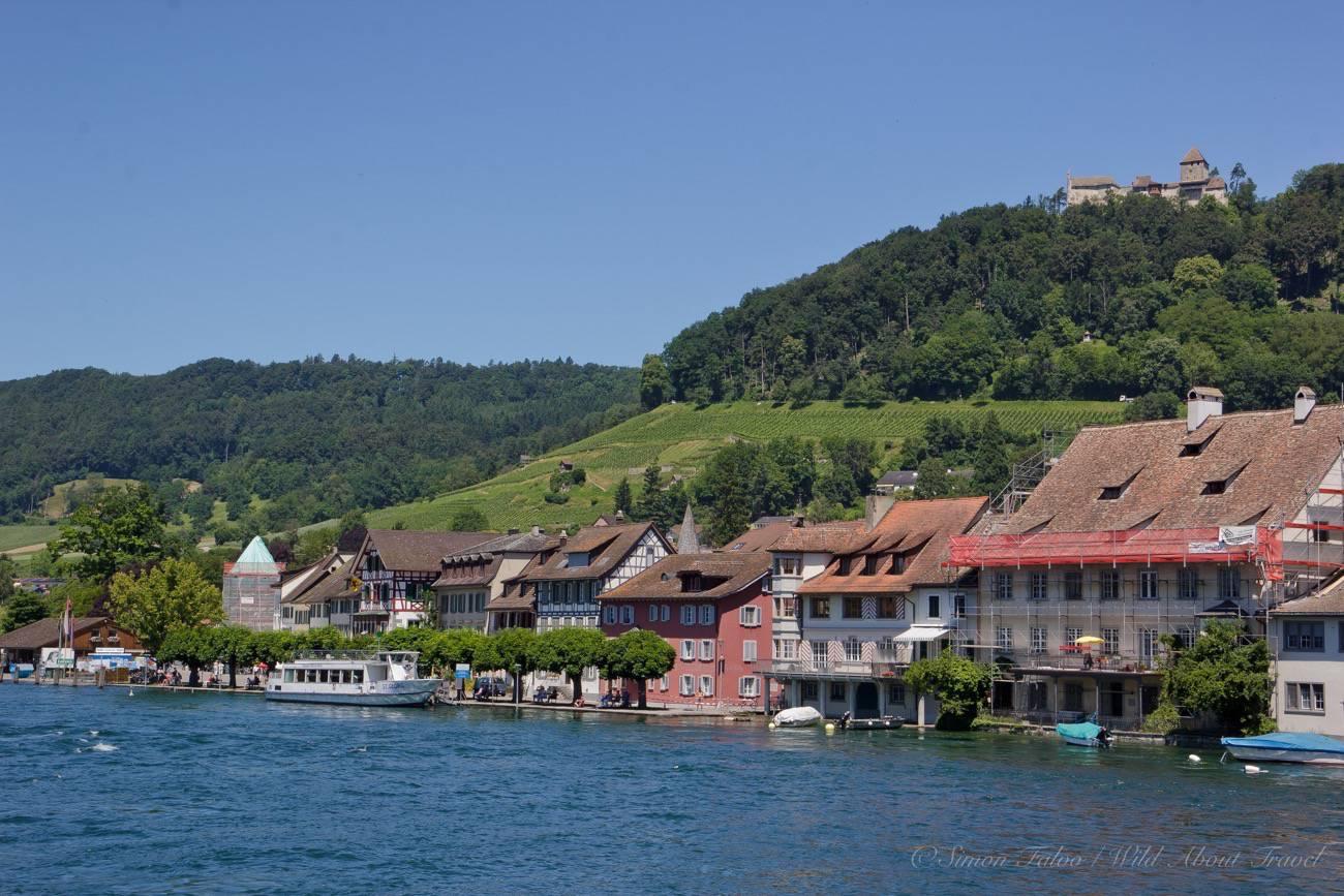 Stein am Rhein, River View