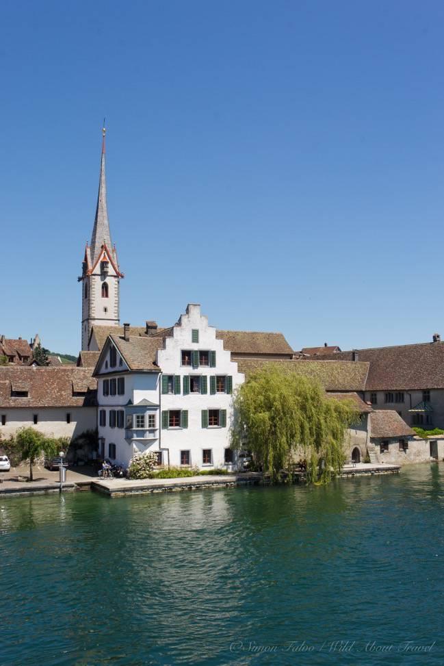 Stein am Rhein, St George's Abbey