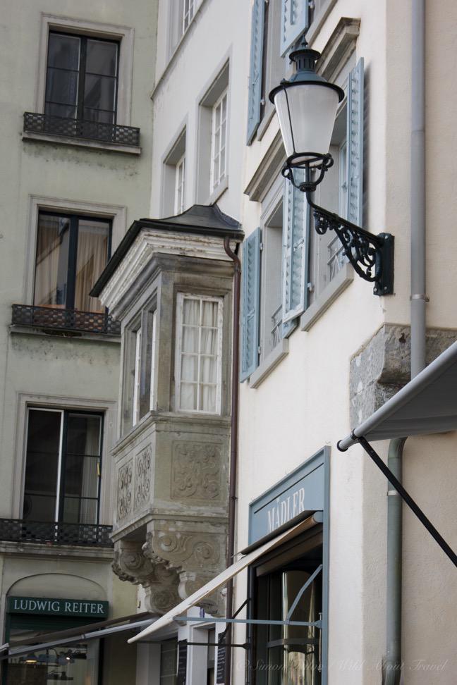 Zurich Alt Stadt