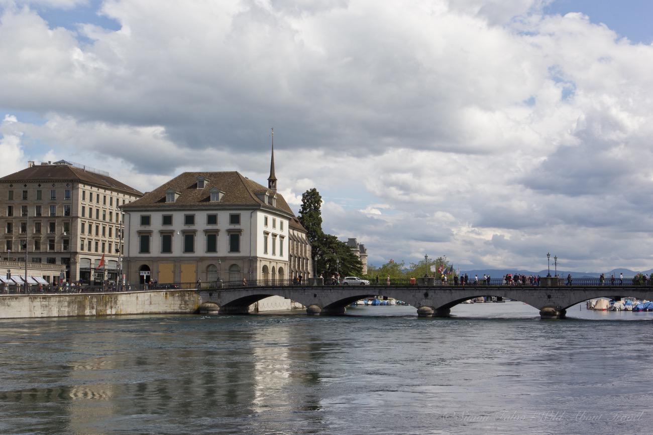Zurich, Limmat
