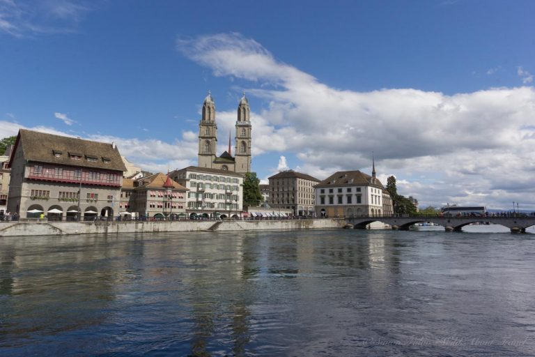 Zurich, One of the Best Cities to Live in?
