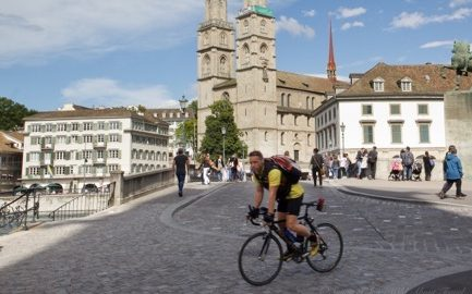 Zurich by Bike