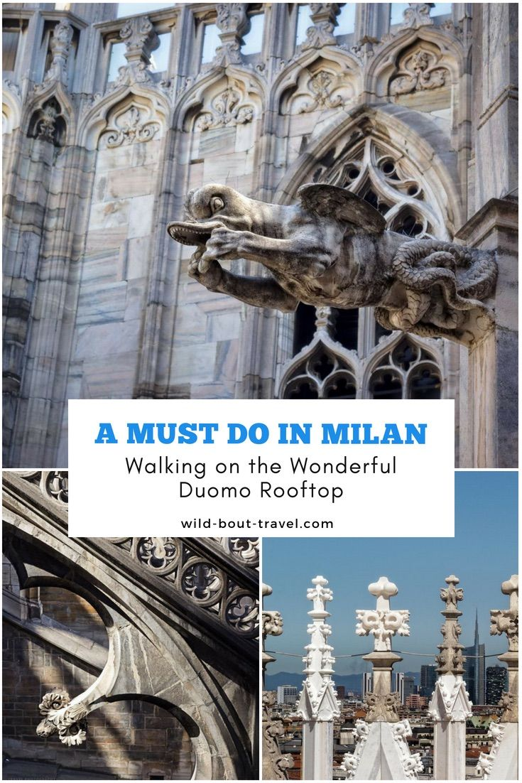 Must do in Milan Walk Milan Cathedral Terrace