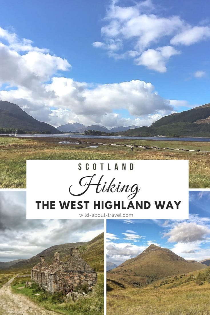 Scotland Hiking th West Highland Way [2]