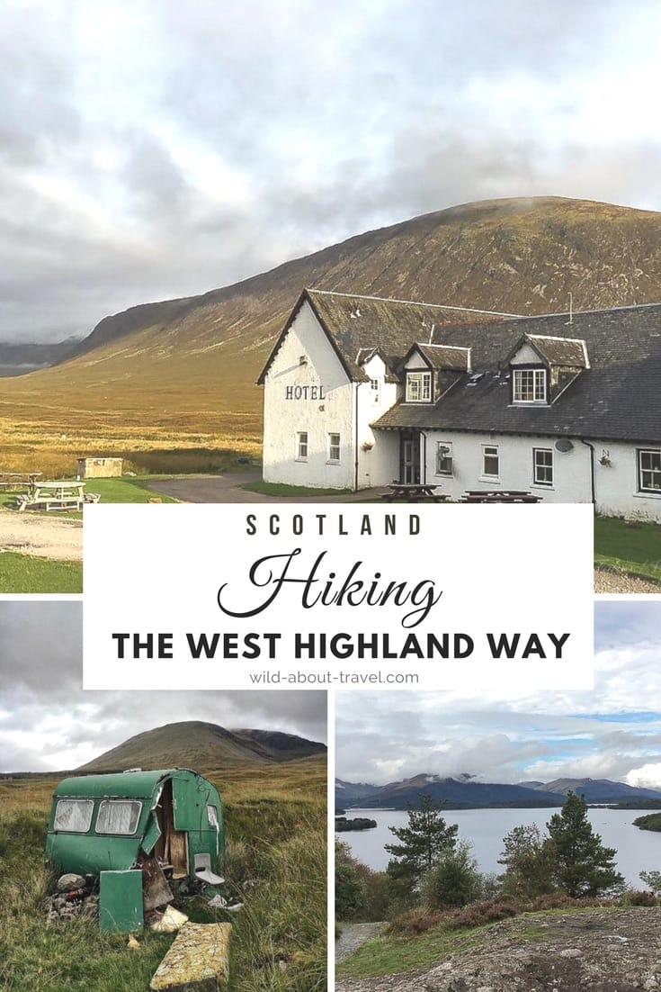 Scotland Hiking the West Highland Way [3]