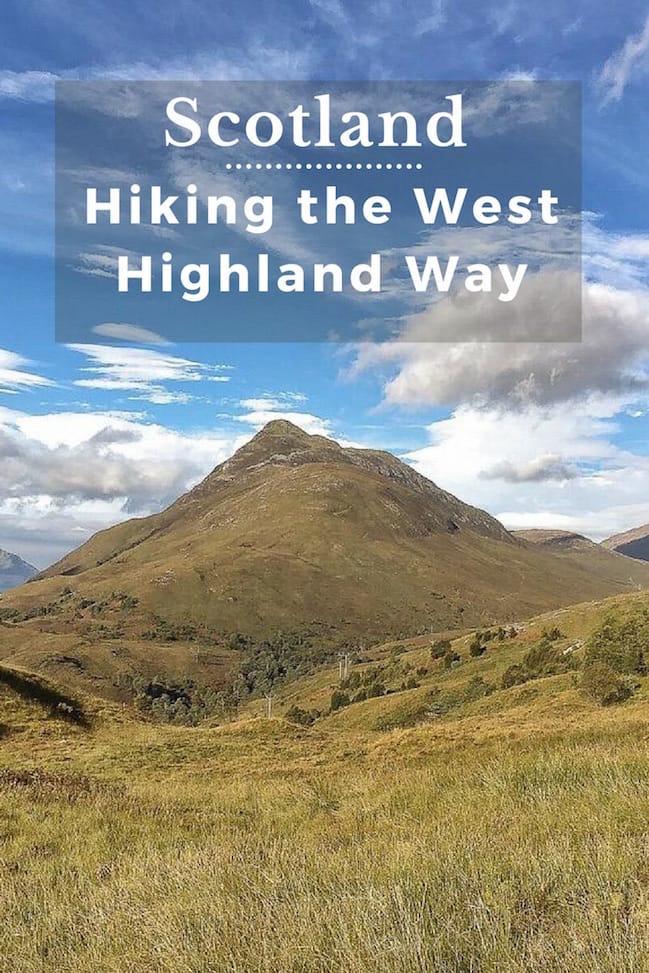Scotland - Hiking the West Highland Way