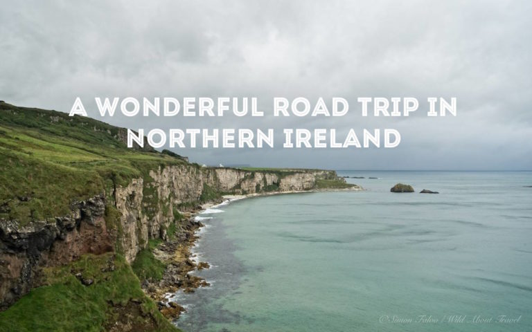 road trip in northern ireland