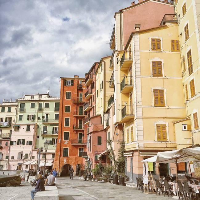 Colorful Camogli