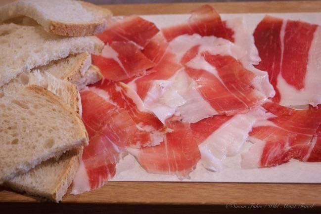 Italy Parma Ham