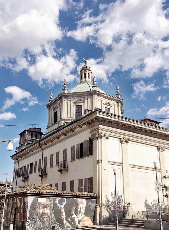 Milan S. Lorenzo Church