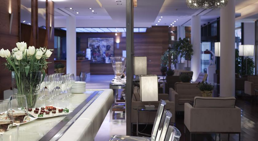 Hotel De La Ville Parma Ristorante