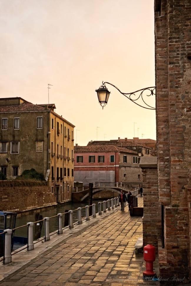 Venice Golden Hour