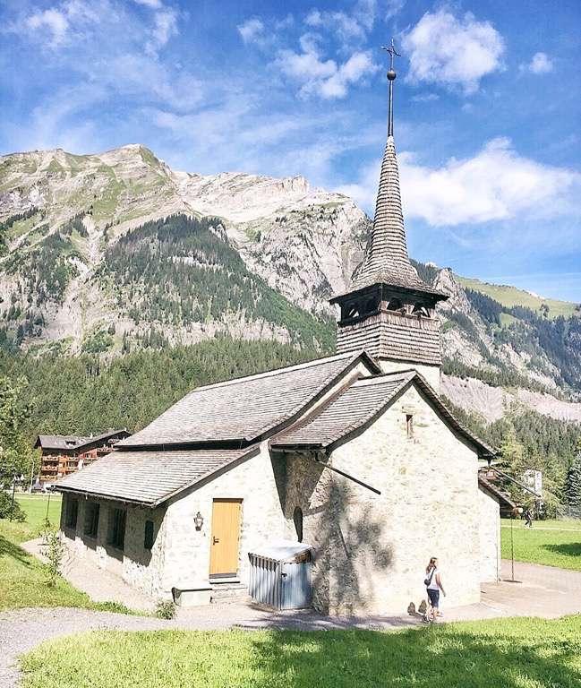 Switzerland - Kandersteg